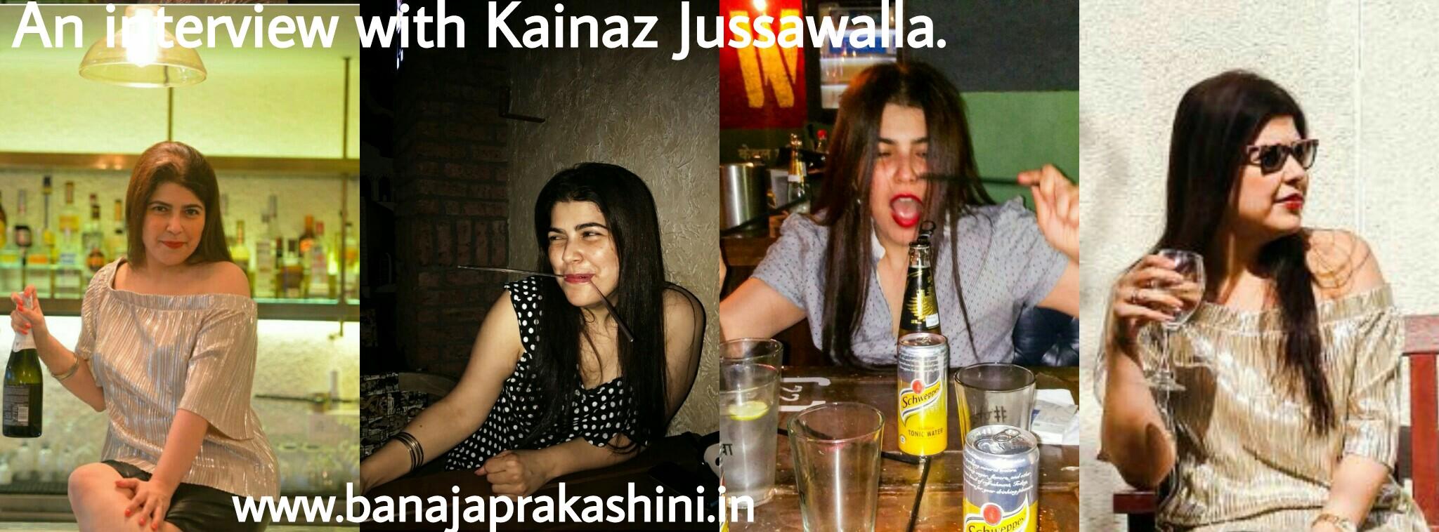 Kainaz Jussawalla